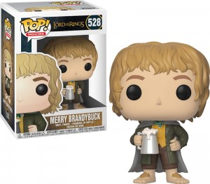 Figurka Lord Of The Rings POP! Merry Brandybuck