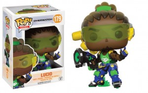 Figurka Overwatch POP! Lucio