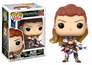 Figurka Horizon Zero Dawn POP! Aloy