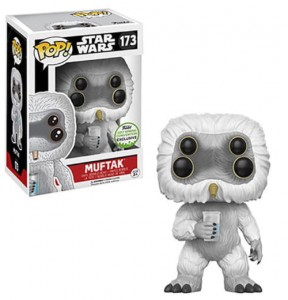 Figurka Star Wars Rebels POP! Muftak Exclusive