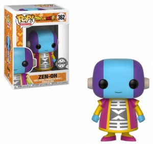 Figurka Dragon Ball Z POP! Zen-Oh Exclusive