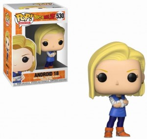 Figurka Dragon Ball Z POP! Android 18