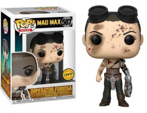 Figurka Mad Max POP! Furiosa CHASE Limited Edition