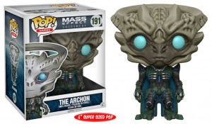 Figurka Mass Effect Andromeda POP! The Archon 15 cm