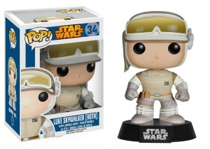 Figurka Star Wars POP! Luke Skywalker Hoth