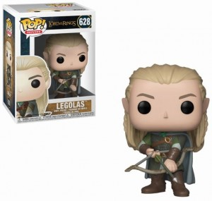 Figurka Lord Of The Rings POP! Legolas