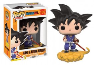 Figurka Dragon Ball Z POP! Goku and Flying Nimbus