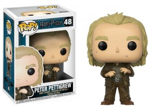 Figurka Harry Potter POP! Peter Pettigrew