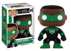 Figurka DC Comics POP! John Stewart Green Lantern Exclusive