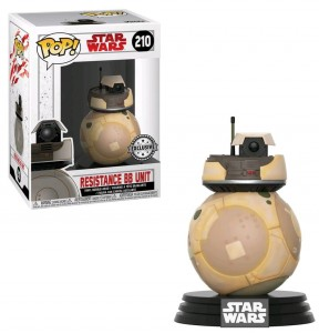 Figurka Star Wars Last Jedi POP! BB Unit Beige - Exclusive