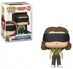 Figurka Stranger Things POP! Battle Eleven