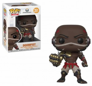 Figurka Overwatch POP! Doomfist