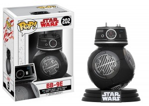 Figurka Star Wars Last Jedi POP! BB-9E