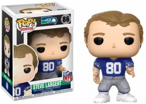 Figurka POP! NFL Seattle Seahawks POP! Steve Largent
