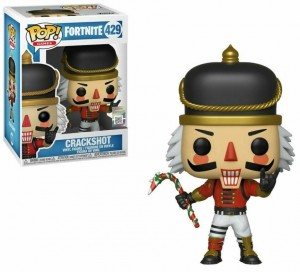 Figurka Fortnite Funko POP! Crackshot Exclusive