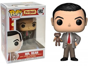 Figurka Mr. Bean POP! Jaś Fasola