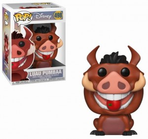 Figurka Disney Lion King POP! Luau Pumbaa