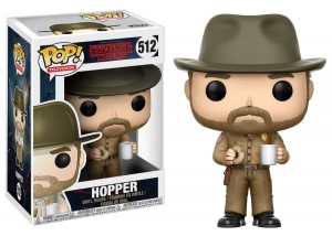 Figurka Stranger Things POP! Hopper