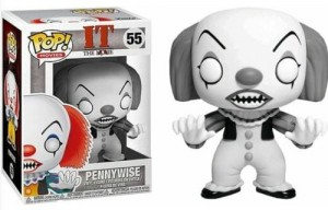 Figurka IT POP! Pennywise Black White Exclusive