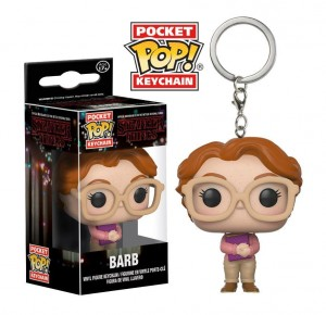 Brelok Stranger Things POP! Barb