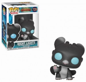 Figurka How To Train Your Dragon POP! Night Lights 3