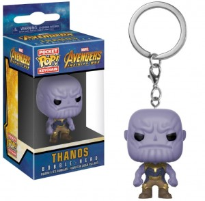 Brelok Avengers Infinity War Marvel POP! Thanos