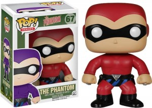 Figurka The Phantom POP! Phantom Red