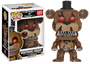 Figurka Five Nights at Freddys POP! Nightmare Freddy
