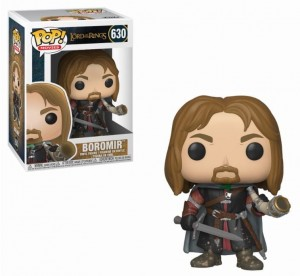 Figurka Lord Of The Rings POP! Boromir