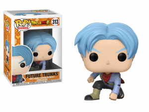 Figurka Dragon Ball Z POP! Future Trunks