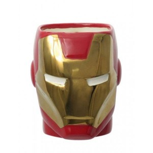 Kubek Marvel Super Hero Iron Man 3D