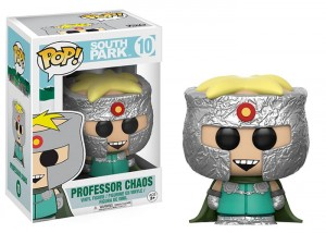 Figurka South Park POP! Professor Chaos
