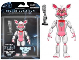 Figurka Five Nights at Freddys Sister Location Funko Foxy 13 cm
