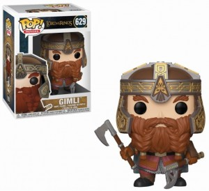 Figurka Lord Of The Rings POP! Gimli