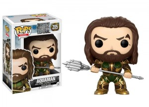 Figurka Justice League POP! Aquaman