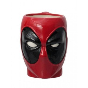 Kubek Marvel Super Hero Deadpool 3D