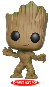 Figurka Guardians Of The Galaxy 2 POP! Young Groot Life Exclusive Size 26 cm