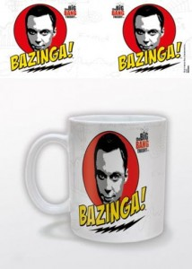 Kubek The Big Bang Theory Bazinga