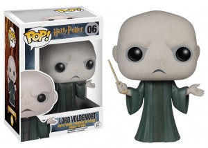 Figurka Harry Potter POP! Voldemort