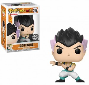 Figurka Dragon Ball Z POP! Gotenks Exclusive