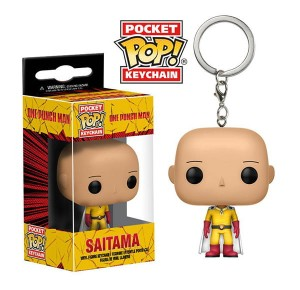 Brelok One Punch Man POP! Saitama