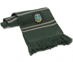 Szal Szalik Harry Potter Slytherin