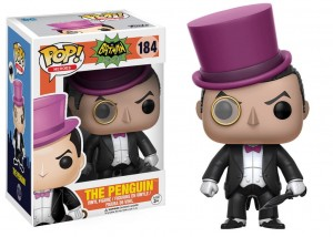 Figurka DC Comics POP! Batman 66 Penguin