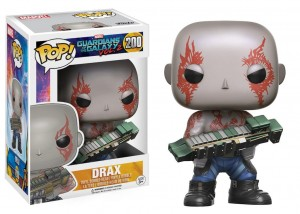 Figurka Guardians Of The Galaxy 2 POP! Drax