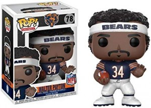 Figurka POP! NFL Chicago Bears Walter Payton