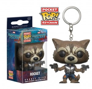 Brelok Guardians Of The Galaxy 2 Marvel POP! Rocket