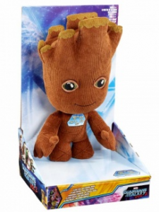 Maskotka Marvel Guardians Of The Galaxy Groot 30 cm z dźwiękiem