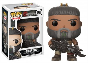 Figurka Gears Of War POP! Oscar Diaz