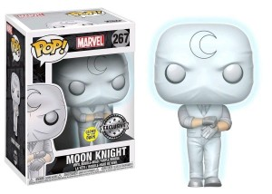 Figurka Marvel POP! Moon Knight GITD Exclusive