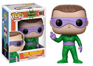 Figurka DC Comics POP! Batman 66 The Riddler
